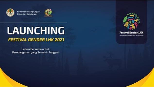 Embedded thumbnail for LAUNCHING FESTIVAL GENDER LHK 2021