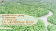 Embedded thumbnail for Sosialisasi UU Cipta Kerja bidang Lingkungan Hidup dan Kehutanan #2